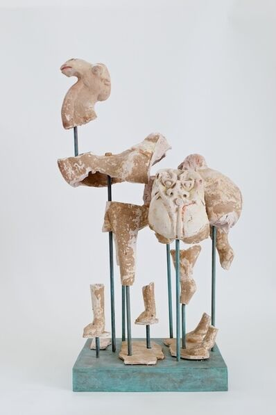 Bouke de Vries, 'Deconstructed Bactrian camel', 2020