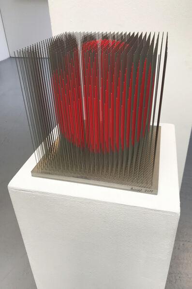 Yoshiyuki Miura, 'Kugel Rot', 2012
