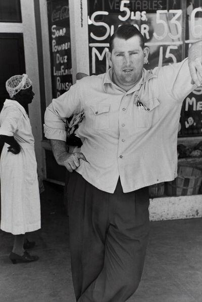 Henri Cartier-Bresson, 'Saint Francisville, LA 1947', 1947
