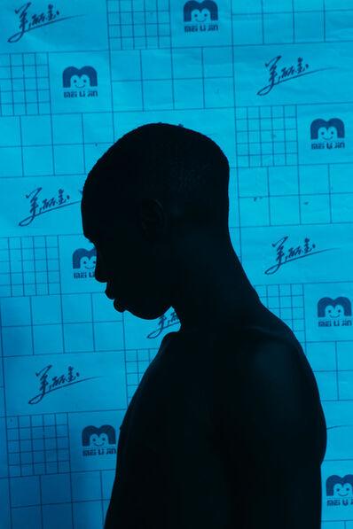 Viviane Sassen, 'Justus Blue', 2013