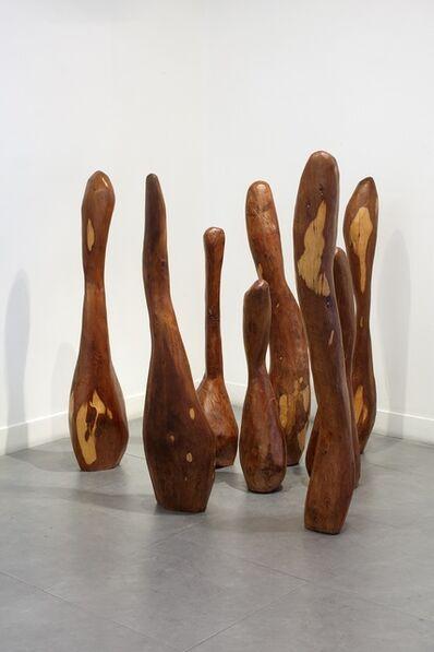 Nicholas Pope, 'Yews', 1981