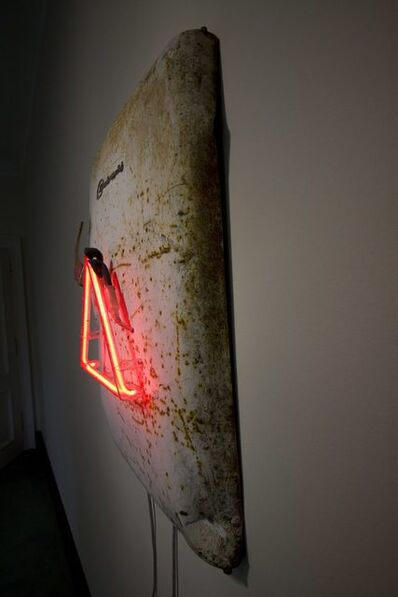 Emanuel Mooner, 'Light Fridge', 2017
