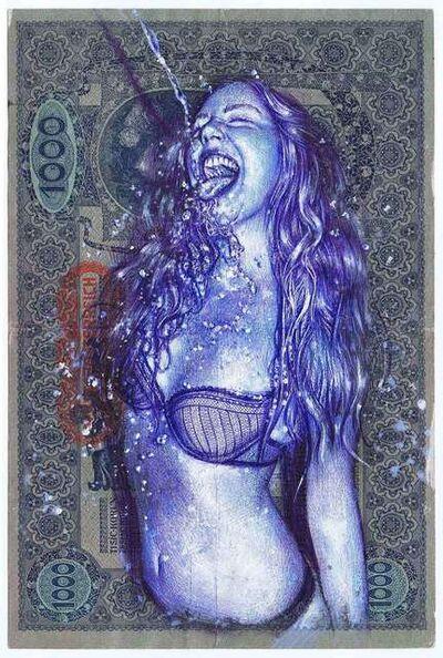 Juan Francisco Casas, 'Liquid Cash Sofia 1', 2020