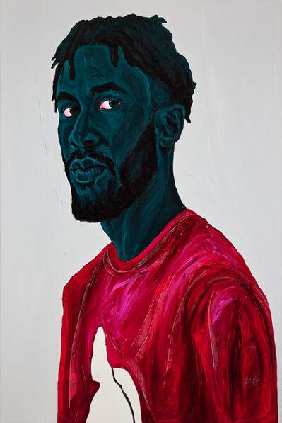 Annan Affotey, 'Double take', 2021