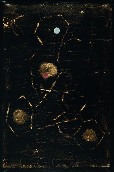 Fritz Winter, 'Sternbild (Stellar Constellation)', 1932