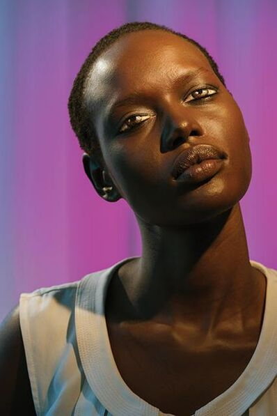 Laurie Simmons, 'How We See/Ajak (Violet)', 2015