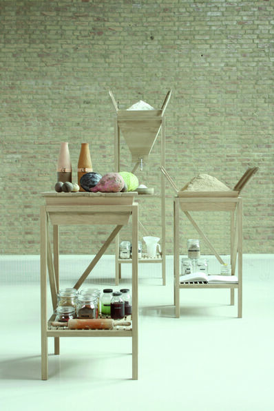 "Studio Formafantasma, '""Autarchy"" installation', 2010"