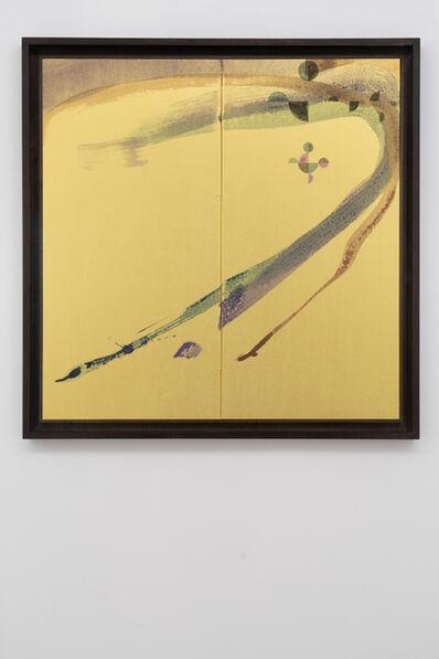 Gabriel Orozco, 'Suisai byôbu II', 2019