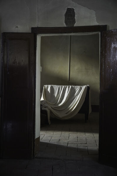 Jeffrey Silverthorne, 'Covered Furniture, Italy', 2014