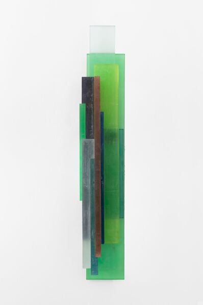 Kai Schiemenz, 'Bars', 2016