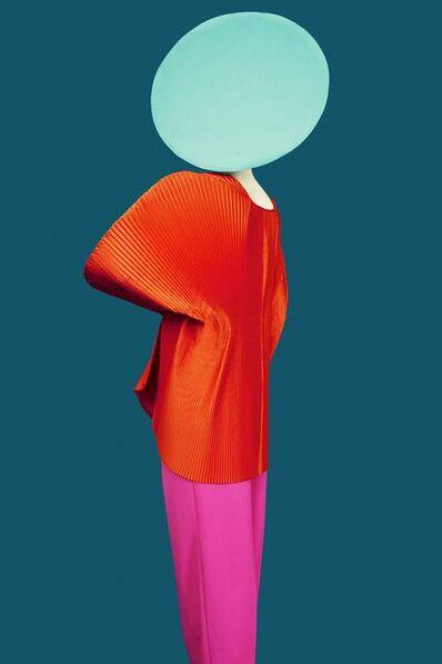Erik Madigan Heck, 'Die Neue Grafik #1', 2019