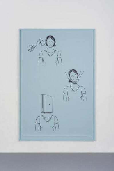 Andreas Schmitten, 'Ohne Titel', 2017