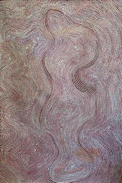 Warlimpirrnga Tjapaltjarri, 'Untitled - Marua', 2017