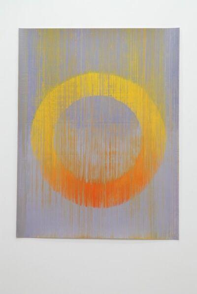 Peter Care, 'Volatile Ring XXII Blue/Yellow/Orange', 2019