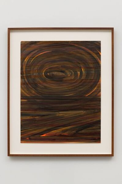 Luchita Hurtado, 'Wooden No', 1972