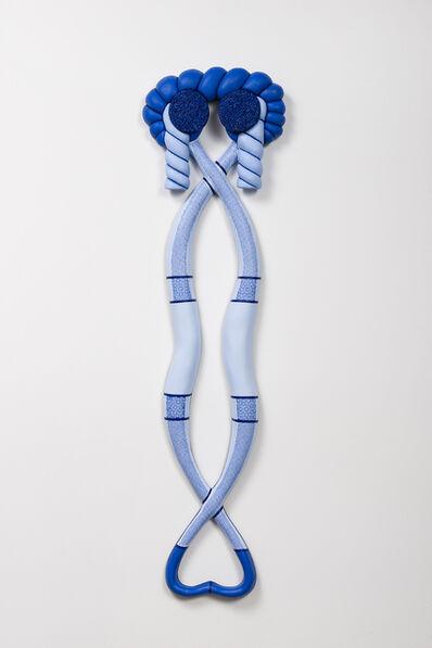 Erik Frydenborg, 'Blue Wrap', 2016