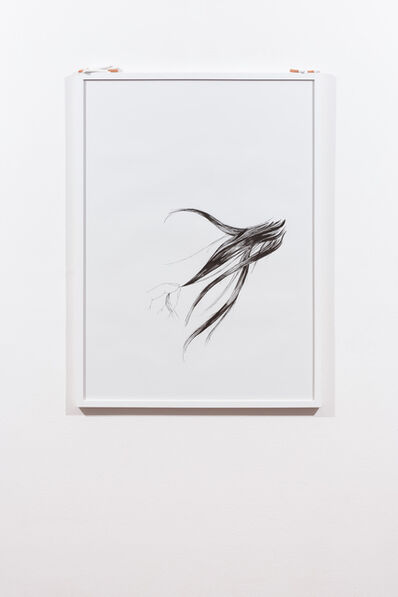 Nicole Colombo, 'Obsession (hair)', 2020