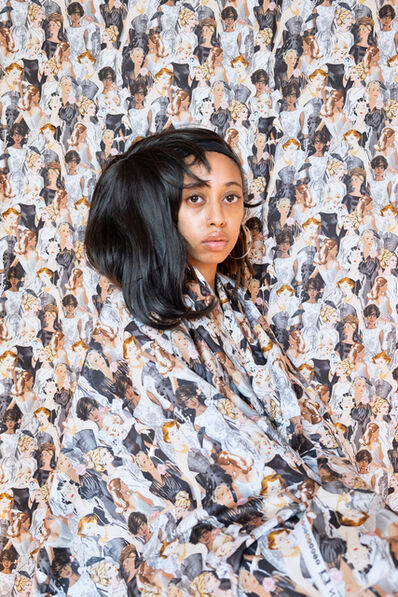 Akea Brionne Brown, 'Simplicity Vintage', 2020