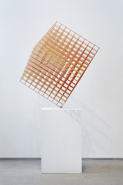 Alois Kronschlaeger, 'Multicolored Cube Configuration #2', 2015
