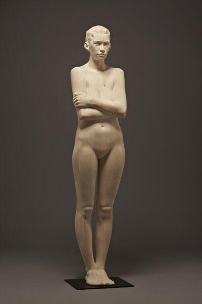 Mario Dilitz, '166. Woman arms folded', 2018