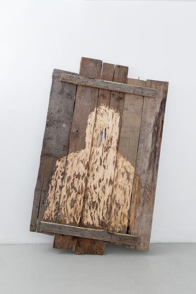Nestor Engelke, 'СEREMONIAL PORTRAIT OF AN ARCHITECT', 2019