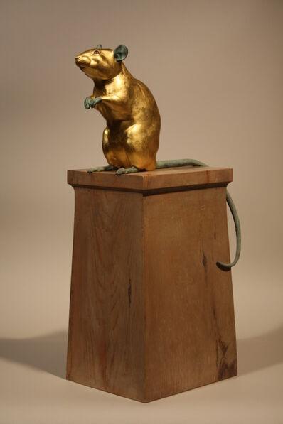 "Gerard Mas, '""Deity rat""', 2010"