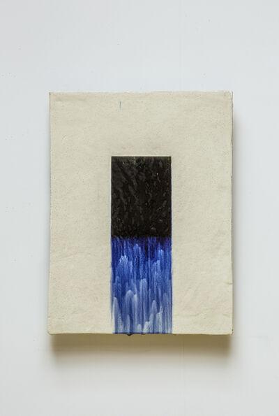 Jun Kaneko, 'UNTITLED (WALL SLAB)', 2017