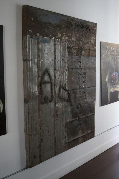 Juan Roberto Diago, 'Aqui Lo que no hay es que Morirse', 2003