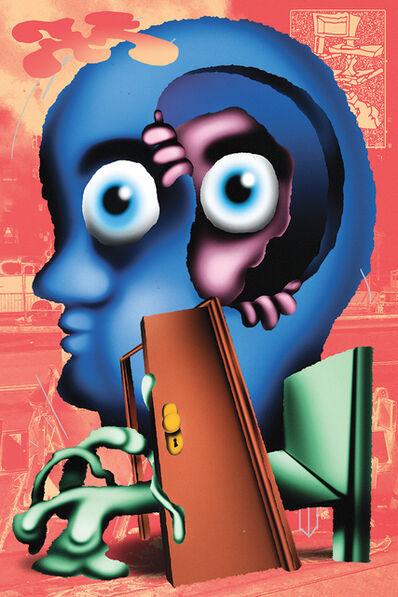 Bráulio Amado, 'A cabeça é um peso morto', 2020