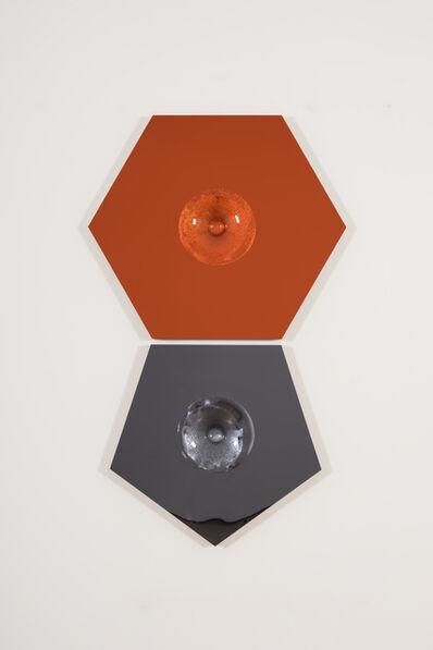 Sinisa Kukec, 'SOL et LUNA (V VI)', 2017