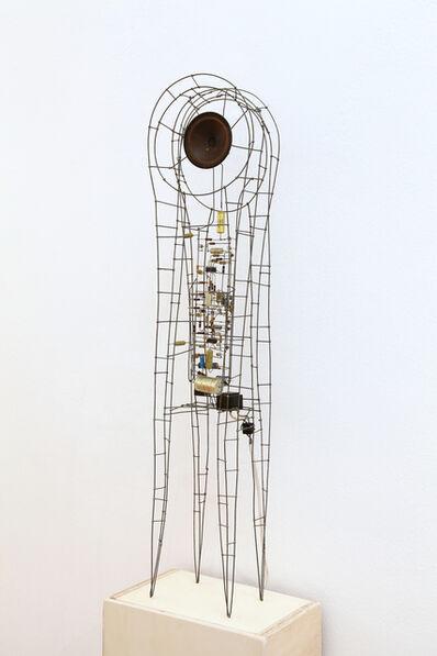 Peter Vogel, 'Verschlungener Kreislauf', 1982
