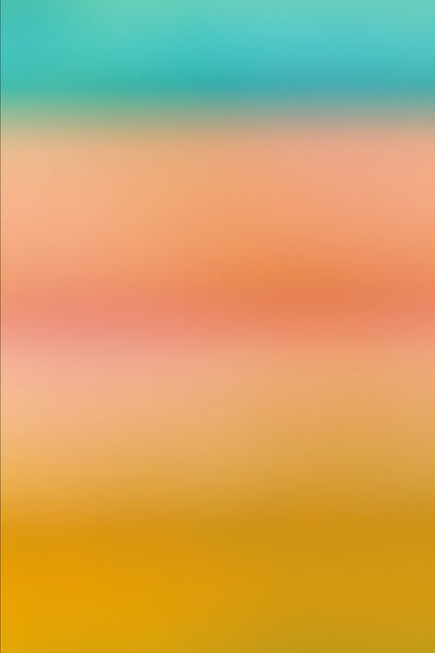 Yves Ullens, 'Color Meditation # 6 Cape Town (South Africa)', 2012