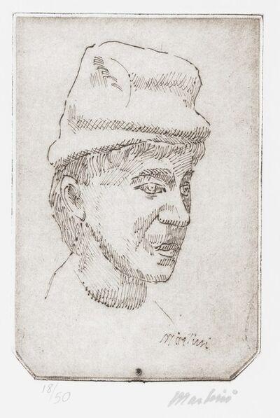 Arturo Martini, 'Lotto di tre incisioni'