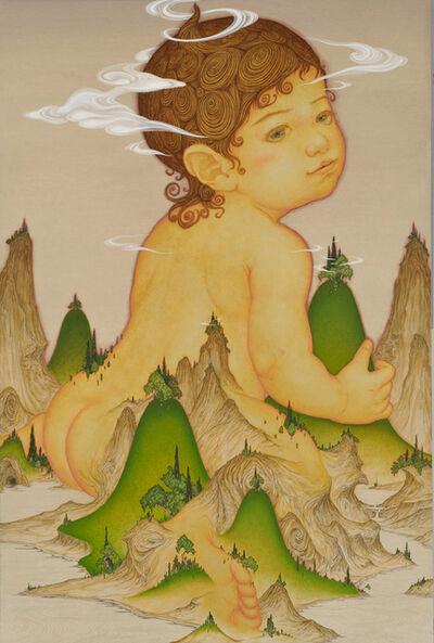 Natsuki Urushihara, 'Her Scenery', 2015