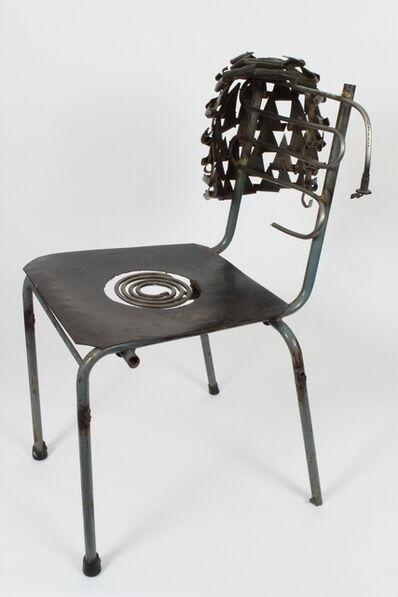 Adam Madebe, 'Hot Seat', 1989