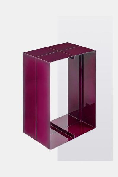 Luuk van den Broek, 'Tincture Box - Magenta', 2019