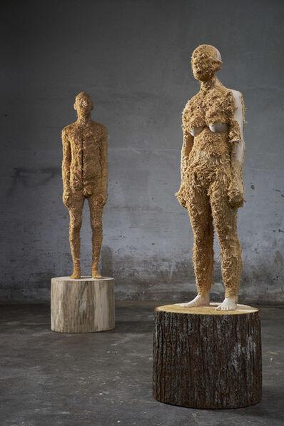 Aron Demetz, 'Untitled', 2015