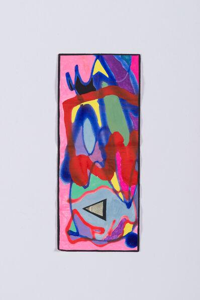 Sarah Cain, '$two', 2016