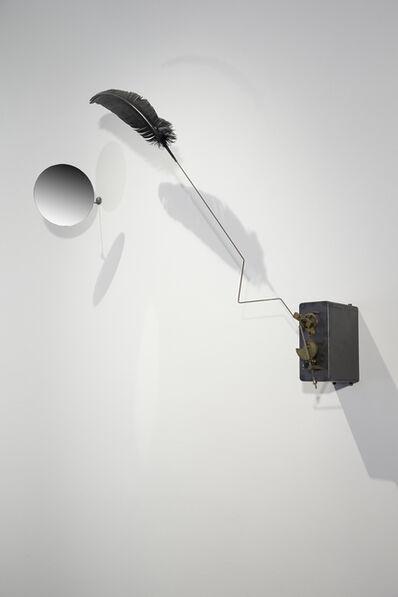 Rebecca Horn, 'Le baiser du corbeau', 2003