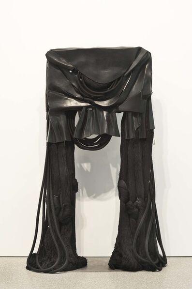 Barbara Chase-Riboud, 'Little Black Flag', 2007