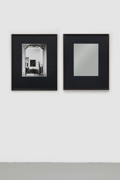 Barbara Bloom, 'The Reign of Narcissism, Mirror II ', 1989
