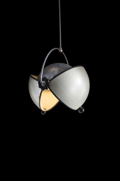 """Superstudio, '""""O-Look"""" hanging lamp ', 1968"""