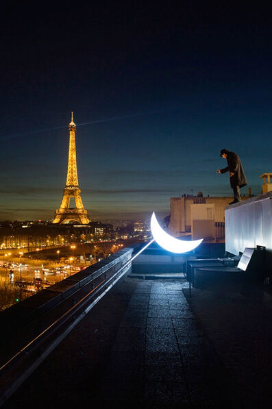 Leonid Tishkov, 'Private Moon in Paris', 2009