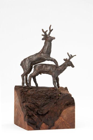 Malia Jensen, 'Young Bucks', 2010