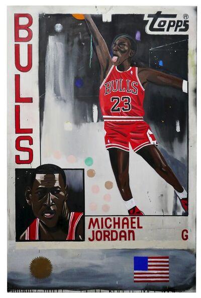 Anthony Rianda, 'Michael Jordan', 2020