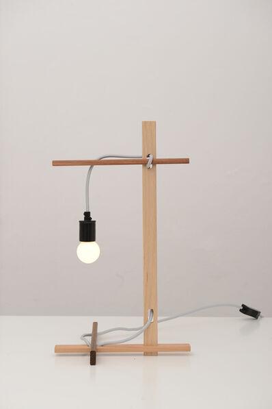Mateo López, 'Lámpara (Casa Desorientada) / Lamp (Disoriented House)', 2018