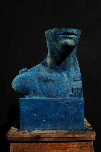 Igor Mitoraj, 'Stella Pietrificata', 2007