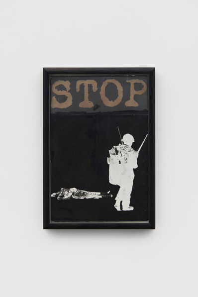 Peter Kennard, 'Stop', 1973