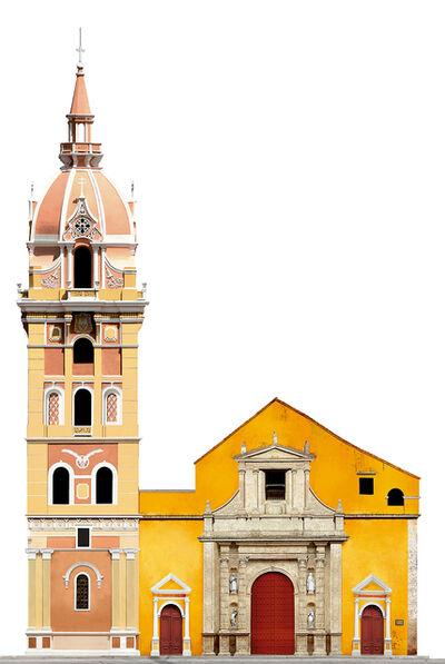 Antonio Castañeda, 'Catedral de Santa Catalina de Alejandria, color photograph', 2017