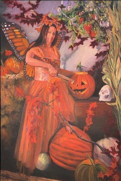 Leslie DuPratt, 'For Artemisia Gentleschi'